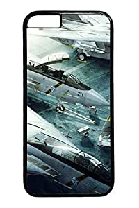 Group Of Ducks Custom iphone 6 plus 5.5inch Case Cover Polycarbonate black