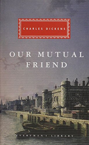 book cover of Our Mutual Friend