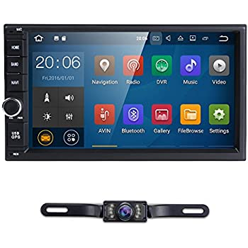 Amazon Com Standard Double 2 Din Android 7 1 In Dash Car