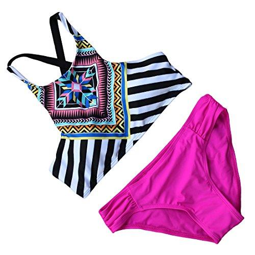 MOOSKINI Womens Padded Swimsuit Swimwear