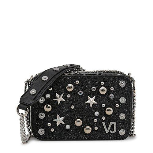 Black Cross Women Jeans Bag Bag Versace Crossbody Body Designer £225 00 Genuine RRP 6SXUR1