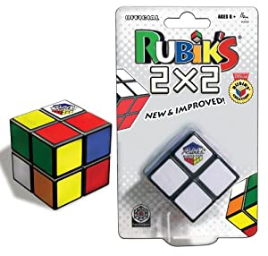 Amazon.com: Rubik's 2 x 2 Cube: Toys & Games