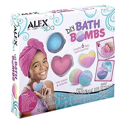 ALEX Spa DIY Bath