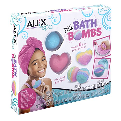 ALEX Spa DIY Bath Bombs Kit Only $4.47