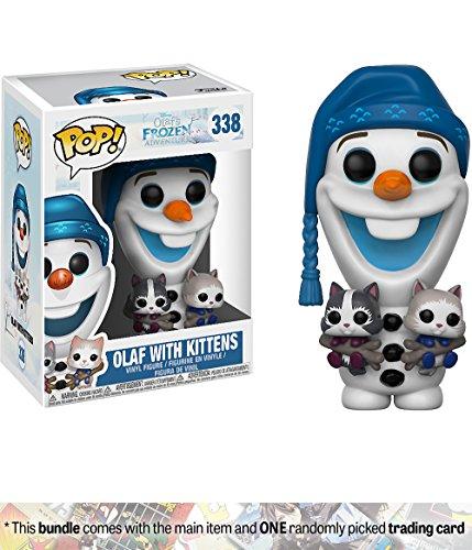 Olaf with Kittens: Funko POP! Disney x Olaf's Frozen Adventu