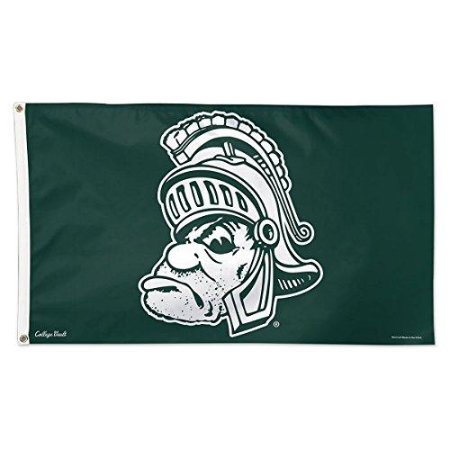 WinCraft Michigan State Spartans Vault Flag 3' x 5'
