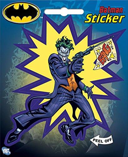 Christmas Gang Bang - Ata-Boy DC Comics Joker 'Bang' 4