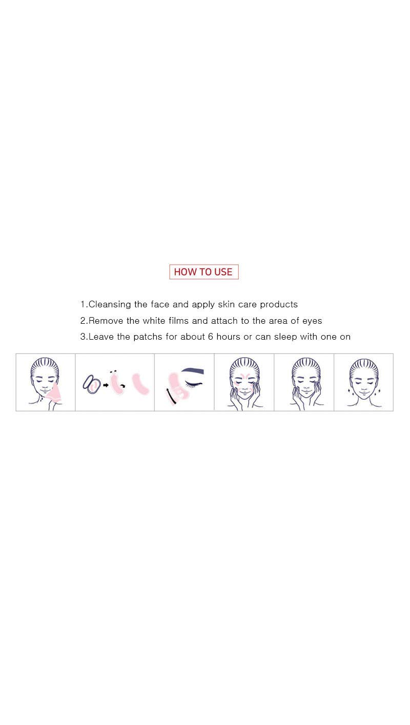 Patch Pro Micro Needle Patch Skin Regeneration New Generation Mask Pack for Anti-Wrinkle Anti-Aging 40mg x 8pc Korean Cosmetics K-beauty #Dab1006