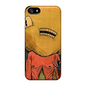 Iphone 5CplusCase Cover - Slim Fit Tpu Protector Shock Absorbent Case (alex Pardee)