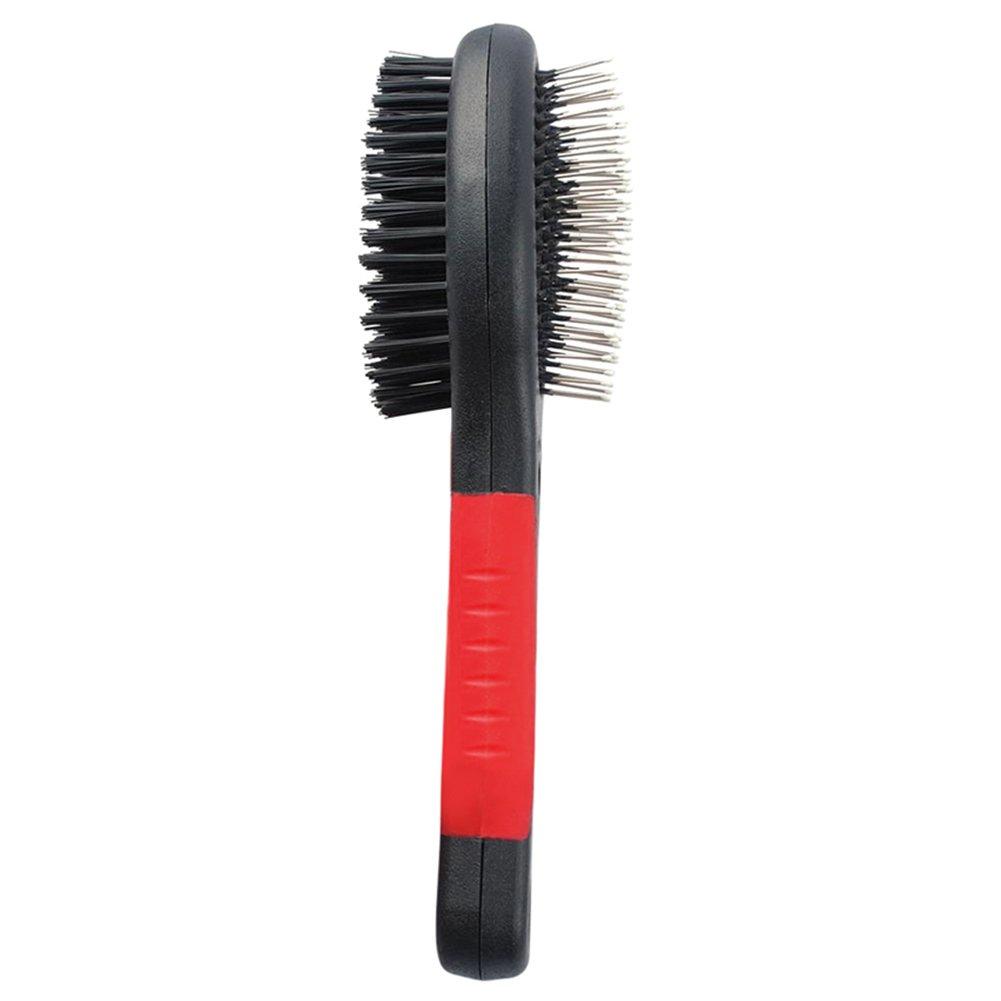 JUNGEN Brosse Peigne de Toilettage Pour Chiens, Chats, Snimaux Les Cheveux, Antistatique Peigne