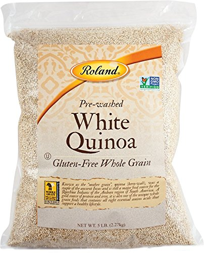 Roland Quinoa White 5 Pound