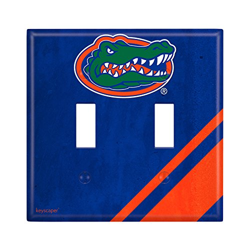 Florida Gators Double Toggle Light Switch Cover NCAA ()