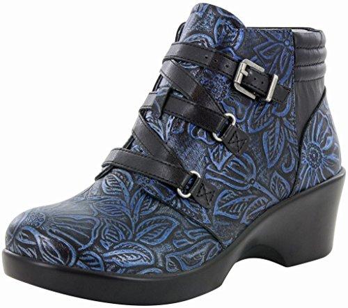 Alegria Womens Indi Ankle Boot Blue Romance Size 36 EU (6-6.5 M US Women)