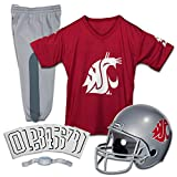 #5: Franklin Sports NCAA Deluxe Youth Team Uniform Set