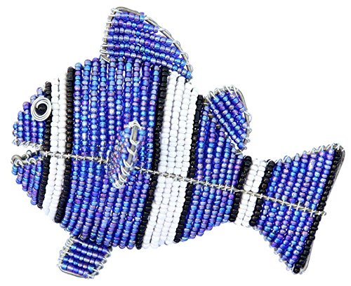 beaded fish - 3