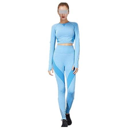La capacitación de las mujeres traje Traje deportivo de yoga ...