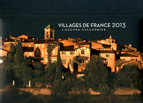 agenda calendrier villages de france 2013