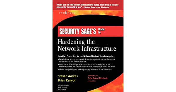 Security Sage's Guide to Hardening the Network