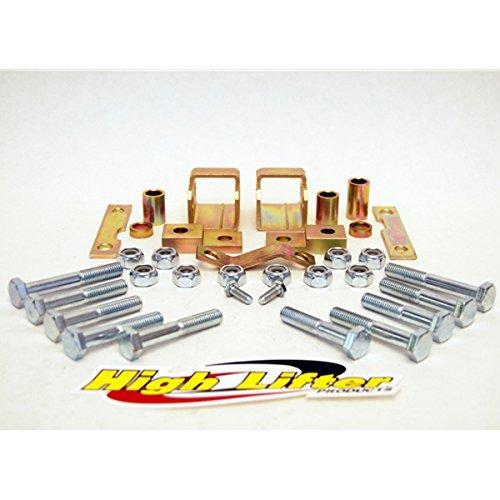 2 lift kit honda 420 rancher 4x4 - 3