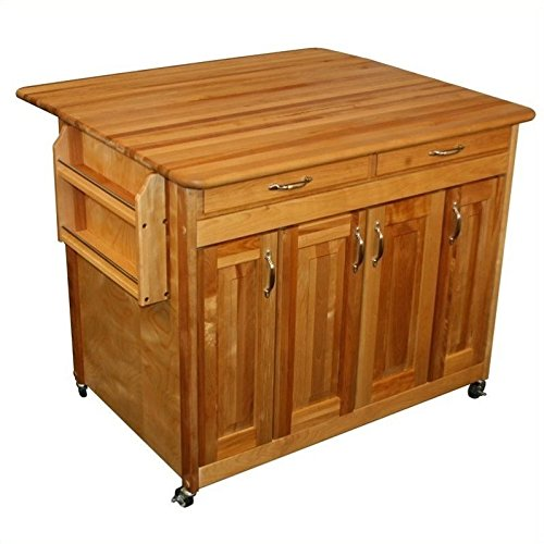 Catskill Craftsmen Butcher Block Workcenter Basic Info