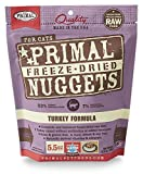 Primal Pet Foods Freeze-Dried Feline Turkey Formula 5.5 Oz