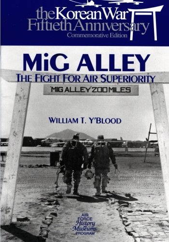 Mig 15 Sabre - MIG Alley: The Fight for Air Superiority (The U.S. Air Force in Korea)