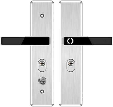 Cerradura de puerta inteligente Cabezal de huella digital ...