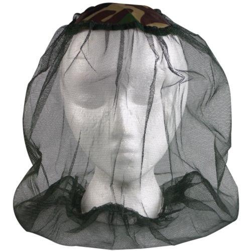 Multicolored Net (Coleman Mosquito Head Net)