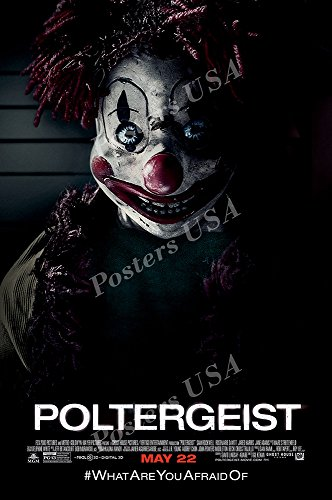 (Posters USA Poltergeist GLOSSY FINISH Movie Poster - FIL938 (24