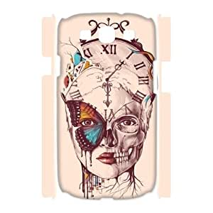 Clzpg 3D Cheap Samsung Galaxy S3 I9300 Case - Beautiful butterfly 3D case cover