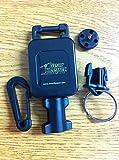 Mini Gear Keeper Flash Pak Combo Mount Retractor Rt4-5972