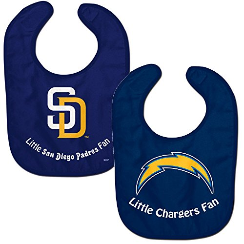 San Diego Chargers Baby Clothes: San Diego Padres Baby Bib Price Compare