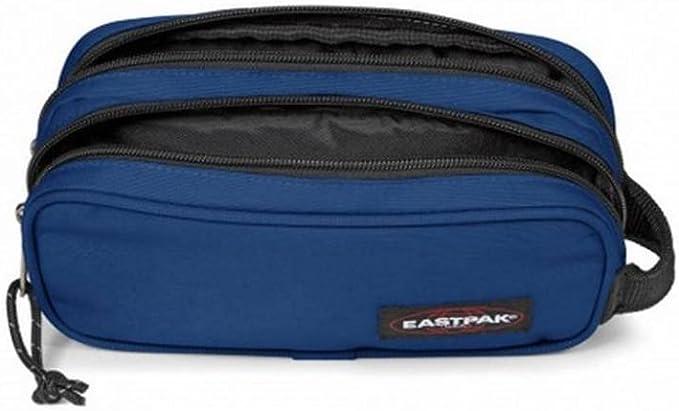 Eastpak - Estuche de dos cremalleras, Full Tank, azul, referencia EK92B 24M: Amazon.es: Deportes y aire libre
