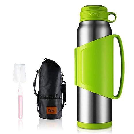 Botella de Agua Acero Inoxidable sin BPA, Aislamiento de ...