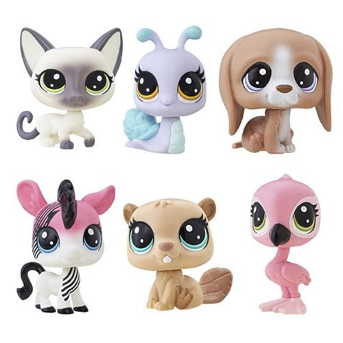 Littlest Pet Shop Single Pets SET
