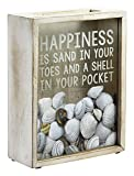 Mud Pie Shell Collection Display Box