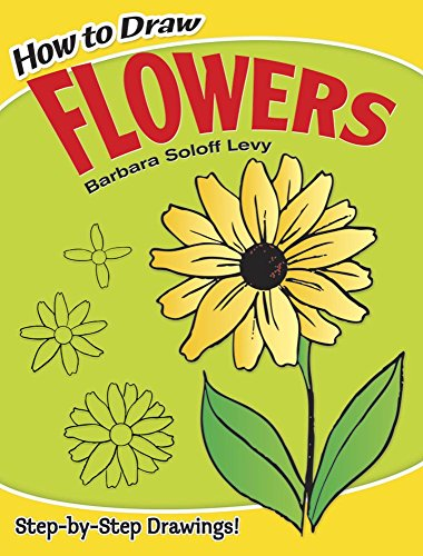 Large Product Image of How to Draw Flowers (Dover How to Draw)