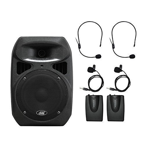 Audio AWP6406 M Wireless Microphone Rechargeable