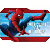 Stumps Shindigz Marvel Spider-Man Homecoming Invitations