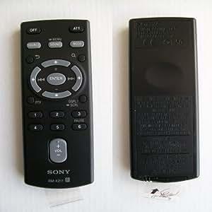 Sony Remote Commander (RM-X211), 148981021