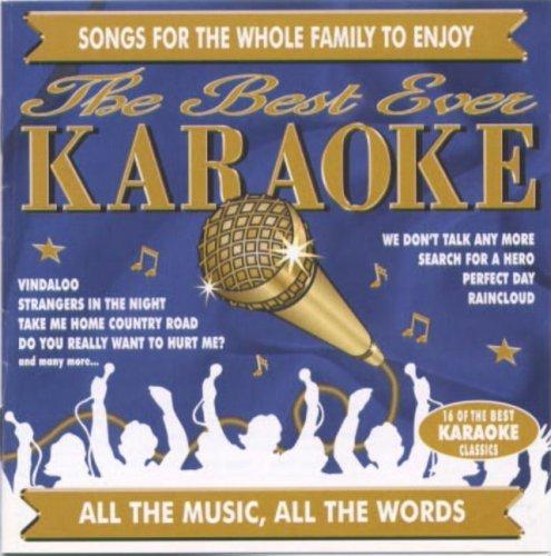 Best Ever Karaoke by VARIOUS ARTISTS ()