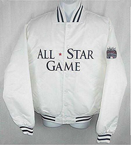 (Majestic OLD YANKEE STADIUM MLB 2008 ALL STAR GAME JACKET RARE (XL))