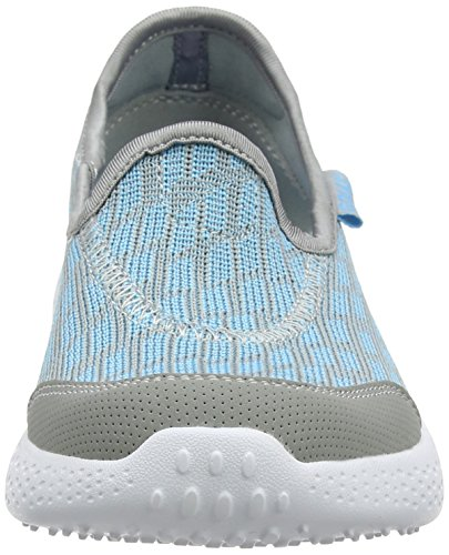 Femme Chaussures Blue de Gris Light Luis Grey Fitness Gola San RUqAXwO