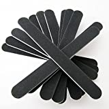 Best  - JOVANA New 10 Double Sided Nail File Black Review