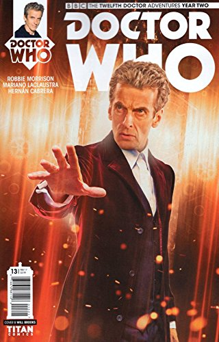 Doctor Who 12Th Year Two #13 Cover B