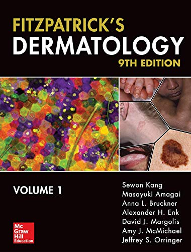 Fitzpatrick's Dermatology, Ninth Edition, 2-Volume Set (Fitzpatricks Dermatology in General Medicine)
