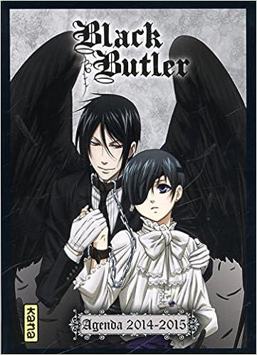 Lire Agenda Black Butler, tome pdf ebook