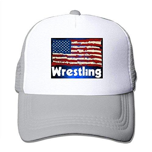 Curved Hat Gorras Trucker béisbol No Flag American Soy Tu Baseball Wrestling Mesh Male Como qxwZvwOFA