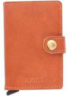 99a64cb9056 Secrid Wallets Miniwallet Original 10 cm red-red: Amazon.de: Koffer ...