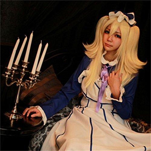 [Black Butler Alois Trancy cosplay costume wig] (Black Butler Alois Costume)
